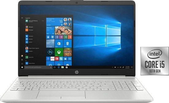 HP 15-dw1266ng Notebook (39,6 cm/15,6 Zoll, Intel Core i5, GeForce MX130, 1000 GB HDD, 256 GB SSD, inkl. Office-Anwendersoftware Microsoft 365 Single im Wert von 69 Euro)