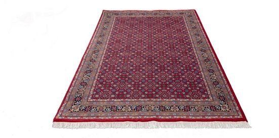 Wollteppich »Kiara«, Home affaire, rechteckig, Höhe 12 mm, Orient Teppich mit Fransen