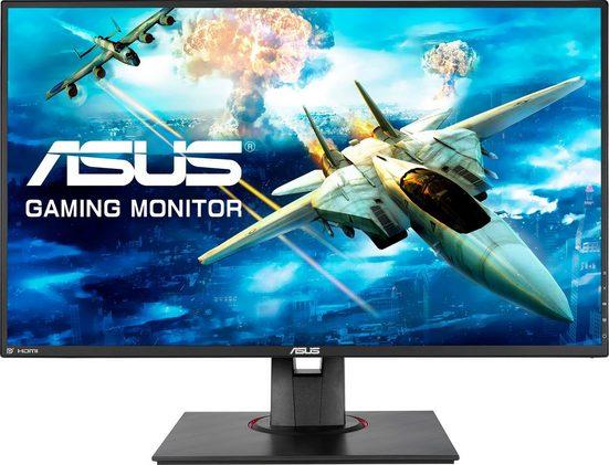 Asus VG278QF Gaming-Monitor (1920 x 1080 Pixel, Full HD, 0,5 (MPRT), 1 (GtG) ms Reaktionszeit, 165 Hz, FreeSync / Adaptive-Sync)