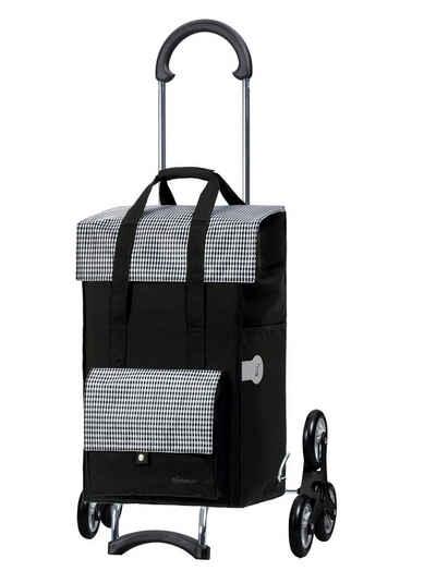 Andersen Einkaufstrolley »Scala Shopper® Milla, MADE IN GERMANY«, 49 l, Treppensteiger