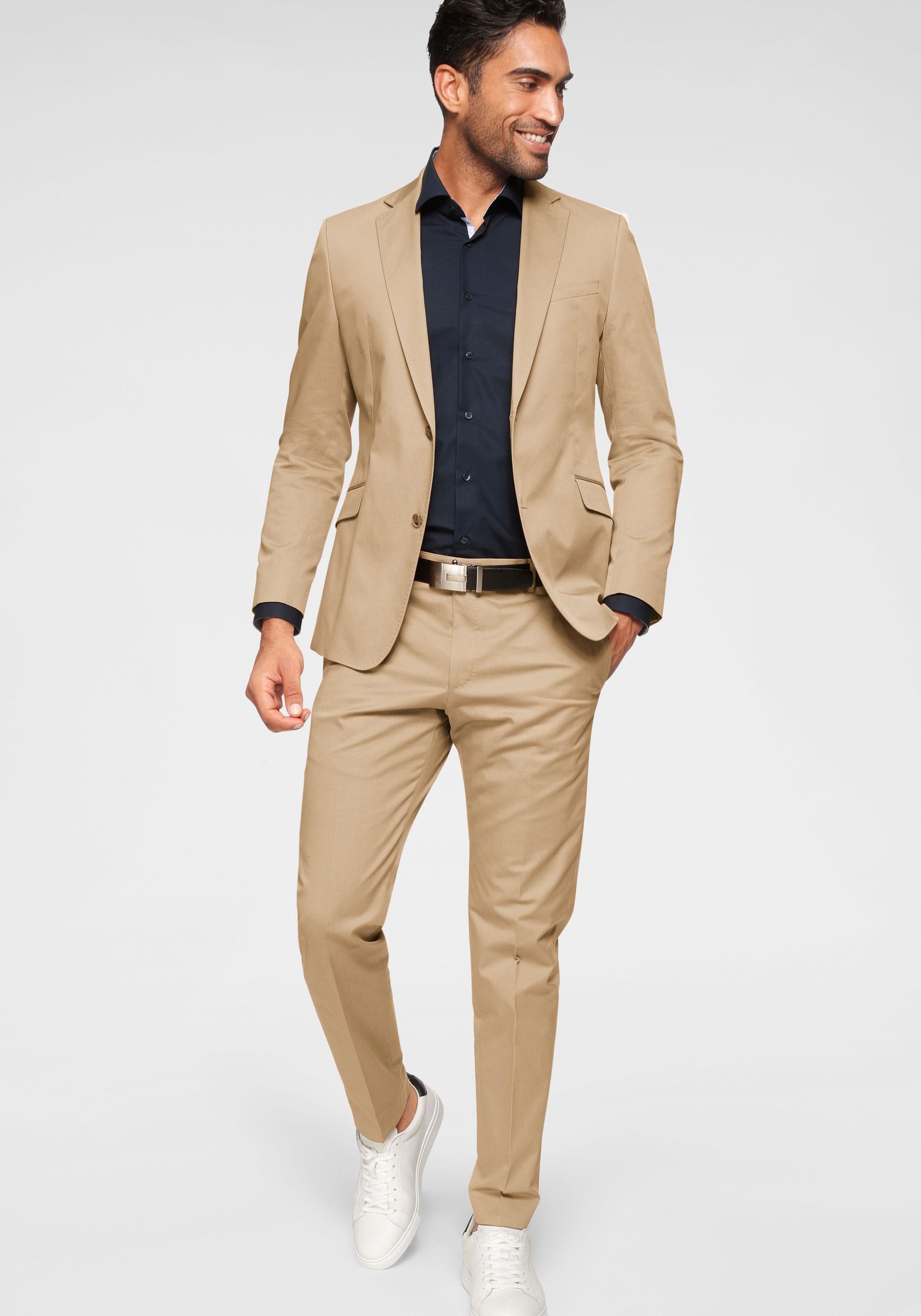 Strellson Herren Anzug