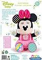 Clementoni® Kuscheltier »Baby Minnie Kuscheln und Lernen«, Bild 2