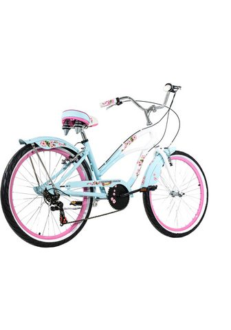 KS CYCLING Cruiser »Cherry Blossom« 6...