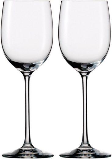 Eisch Weißweinglas »Jeunesse« (2-tlg), bleifreies Kristallglas, 270 ml