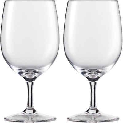 Eisch Glas »Jeunesse«, Kristallglas, (Wasserglas), bleifrei, 230 ml, 2-teilig