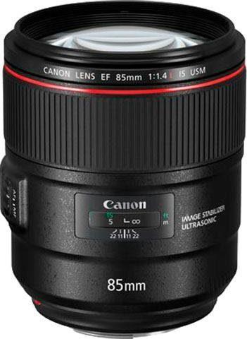 Canon »EF 85mm f/1.4L IS USM« Objektiv