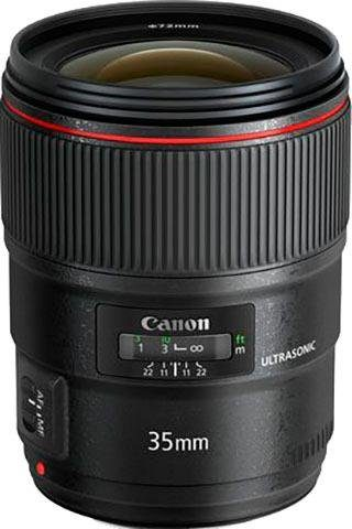 Canon »EF 35mm f1.4L II USM« Weitwinkelobjektiv