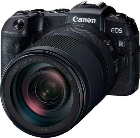 Canon »EOS RP Gehäuse + RF 24-240mm F4-6.3 IS USM KIT« Systemkamera (RF 24-240mm f/4-6.3 IS USM, 26,2 MP, Bluetooth, WLAN (Wi-Fi)