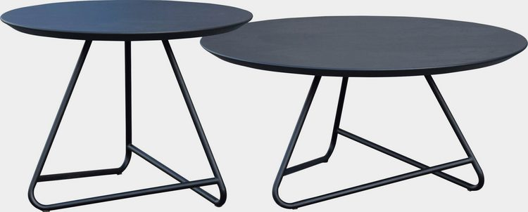 Couchtisch »Tonka«, Tischplatte aus massiver Esche