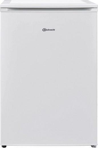 BAUKNECHT Kühlschrank KR 195 A++, 83,8 cm hoch, 54 cm breit