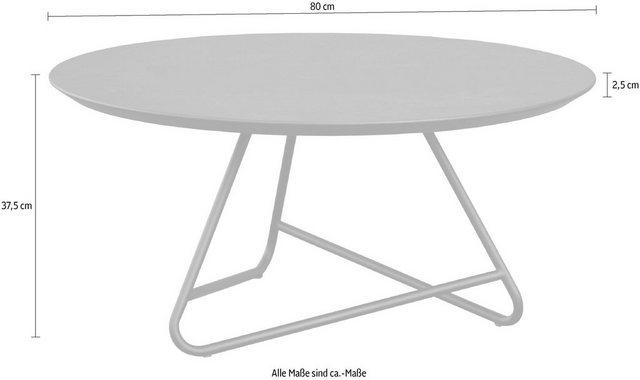 Wohnzimmertische - andas Couchtisch »Tonka«, Tischplatte aus massiver Esche  - Onlineshop OTTO