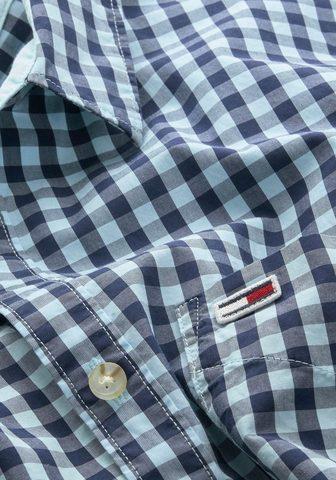 TOMMY джинсы рубашка с длинными рукава...