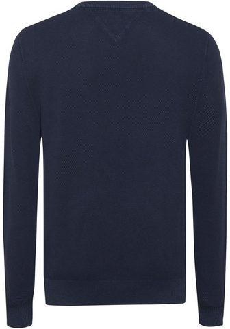 TOMMY джинсы трикотажный пуловер &raqu...