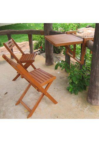 Garden Pleasure Pakabinamas balkono stalas »BERKELEY« ...