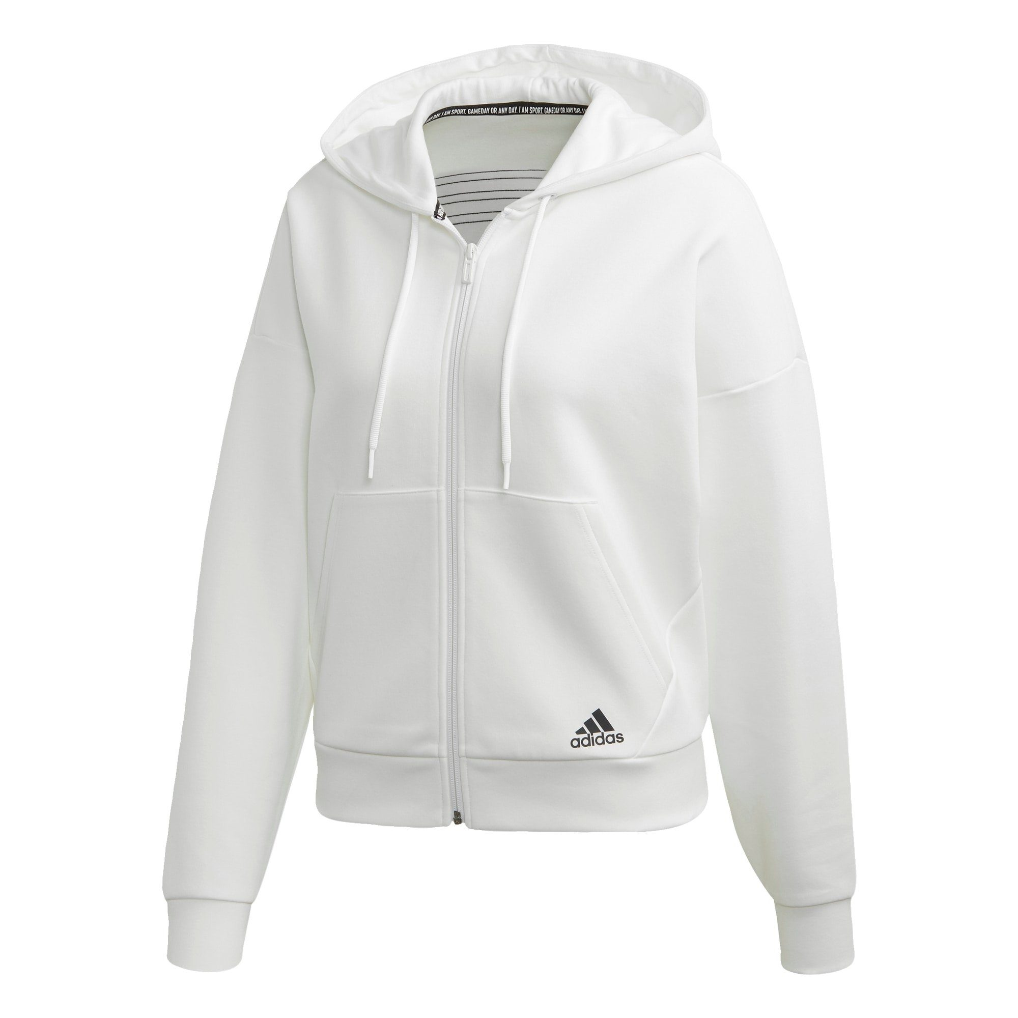 adidas Performance Sweatjacke »Must Haves 3 Streifen Kapuzenjacke« Must Haves online kaufen | OTTO