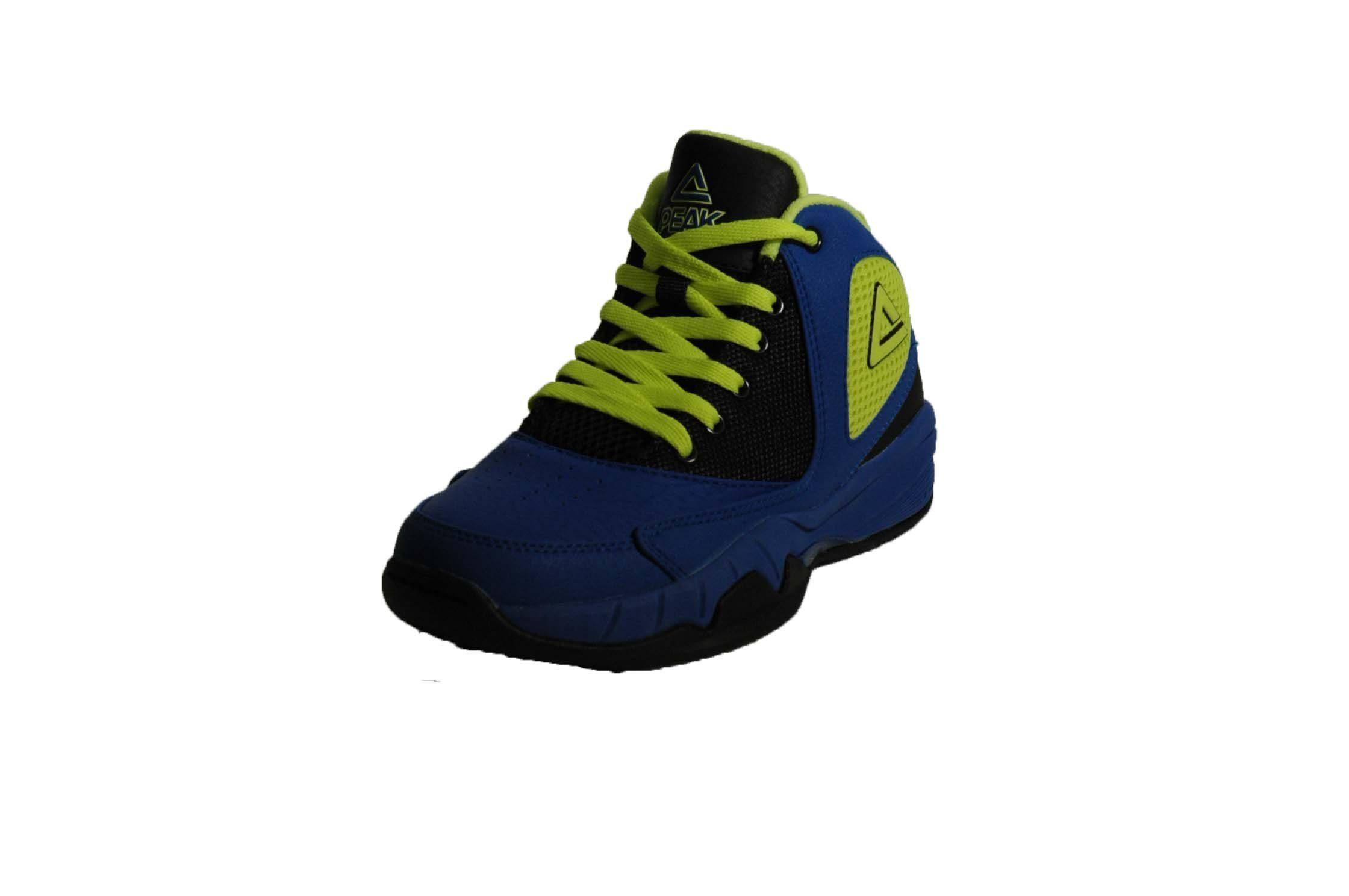 Unisex PEAK Trainingsschuh blau, gelb, grau, grün, rot, schwarz, silber, weiß   06901321607852