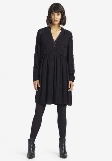 khujo Blusenkleid »ANISA« mit integriertem Unterkleid