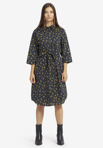 khujo Blusenkleid »POWKA« mit Seitentaschen