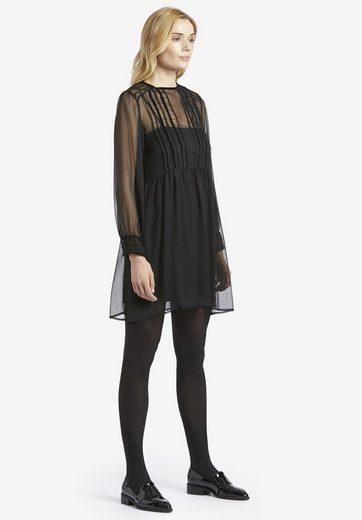 khujo Chiffonkleid  VENERA  mit integriertem Unterkleid