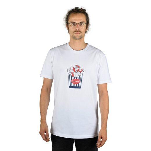 Cleptomanicx T-Shirt »Paradise Pommes«