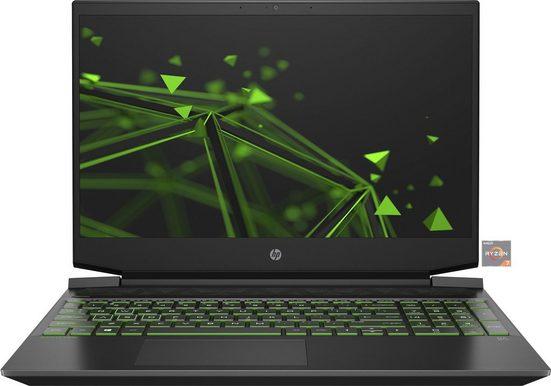 HP Pavilion Gaming - 15-ec0024ng »39,6 cm (15,6) AMD Ryzen 7, 512 GB, 16 GB«