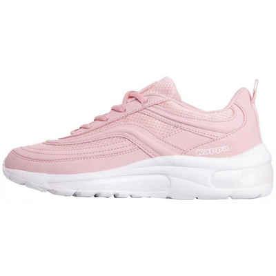 Kappa »SQUINCE« Sneaker in angesagtem Ugly-Look