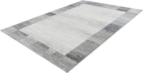 Teppich »Bravo 305«, LALEE, rechteckig, Höhe 12 mm, Kurzflor, Wohnzimmer