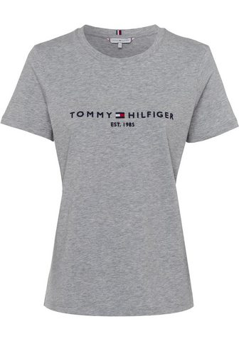 TOMMY HILFIGER Marškinėliai »NEW TH ESS hilfiger C-NK...