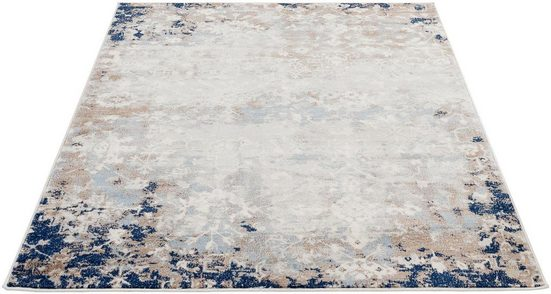 Teppich »Montana 3720«, Sehrazat, rechteckig, Höhe 8 mm, Kurzflor, Vintage Look