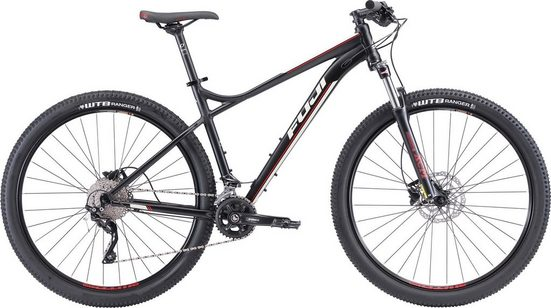 FUJI Bikes Mountainbike »NEVADA 29 2.0 LTD«, 20 Gang Shimano Deore XT Schaltwerk, Kettenschaltung