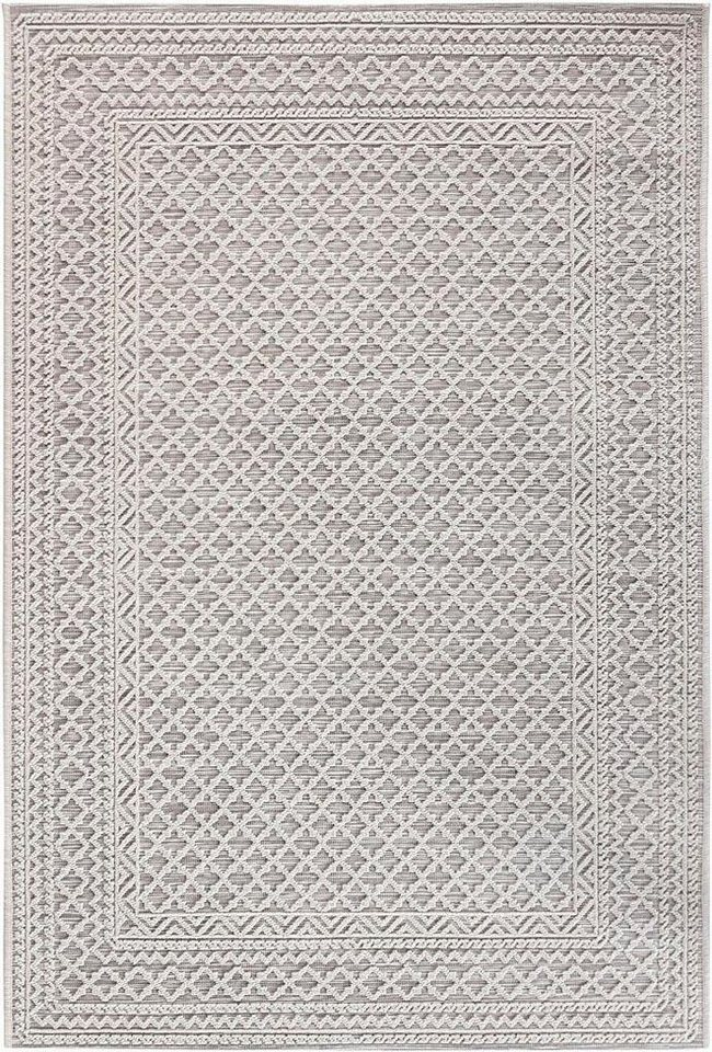 Teppich »Road 3430«, Sehrazat, rechteckig, Höhe 7 mm, In- und Outdoor geeignet, Flachgewebe mit Struktur, Wohnzimmer online kaufen   OTTO