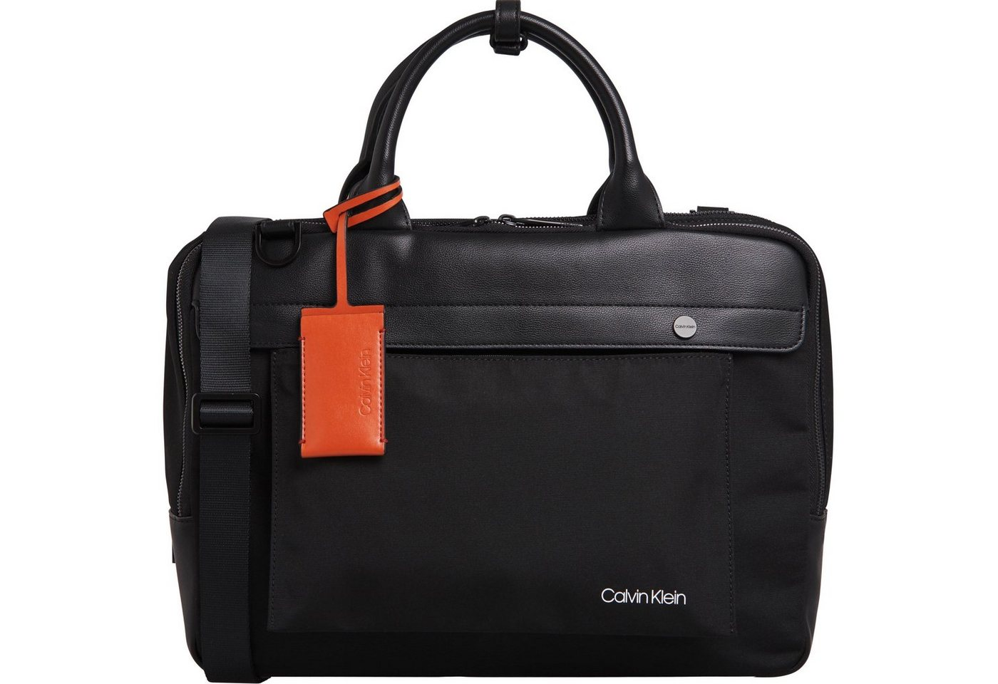 calvin klein -  Aktentasche »UNITED NYLON 2G LAPTOP BAG«, mit Laptopfach