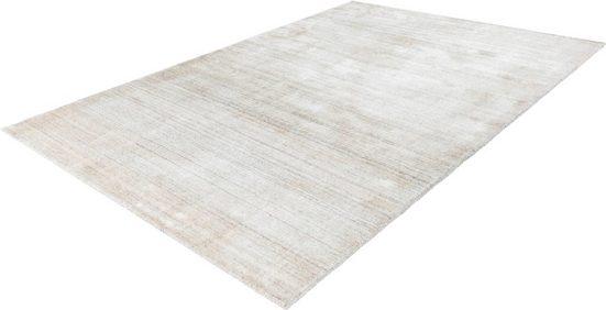 Teppich »Natura 900«, LALEE, rechteckig, Höhe 17 mm, handgefertigter Wollteppich