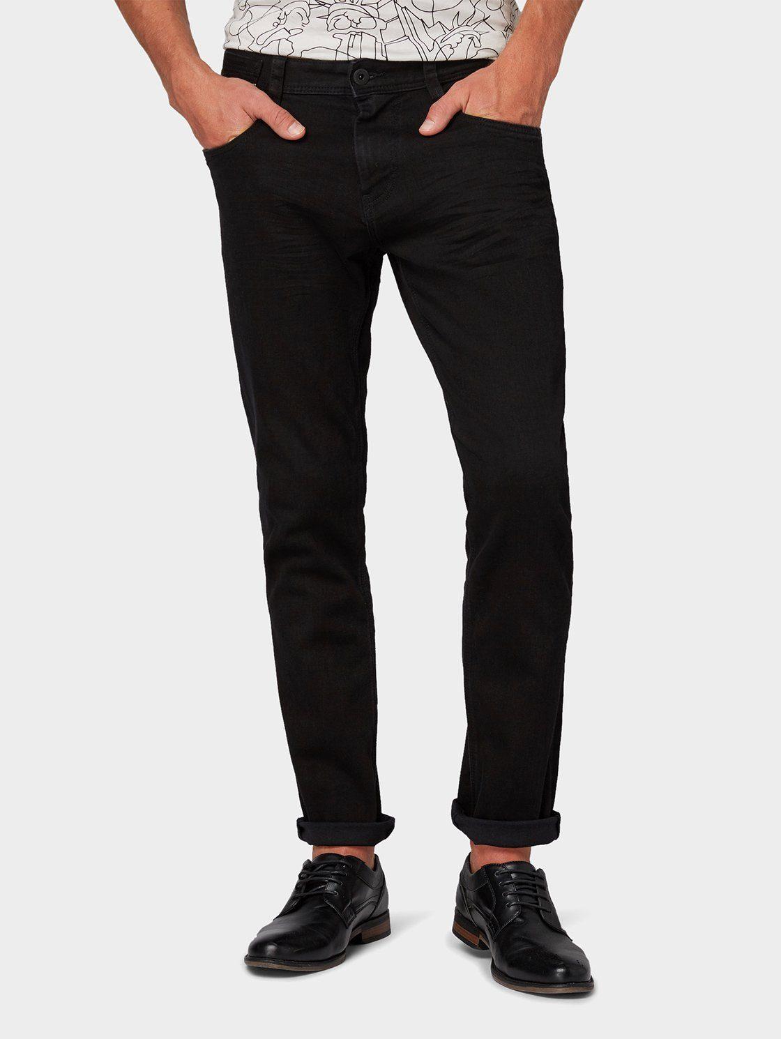 TOM TAILOR Slim fit Jeans »Josh Regular Slim Jeans«, Aus Denim mit Stretch Anteil online kaufen | OTTO
