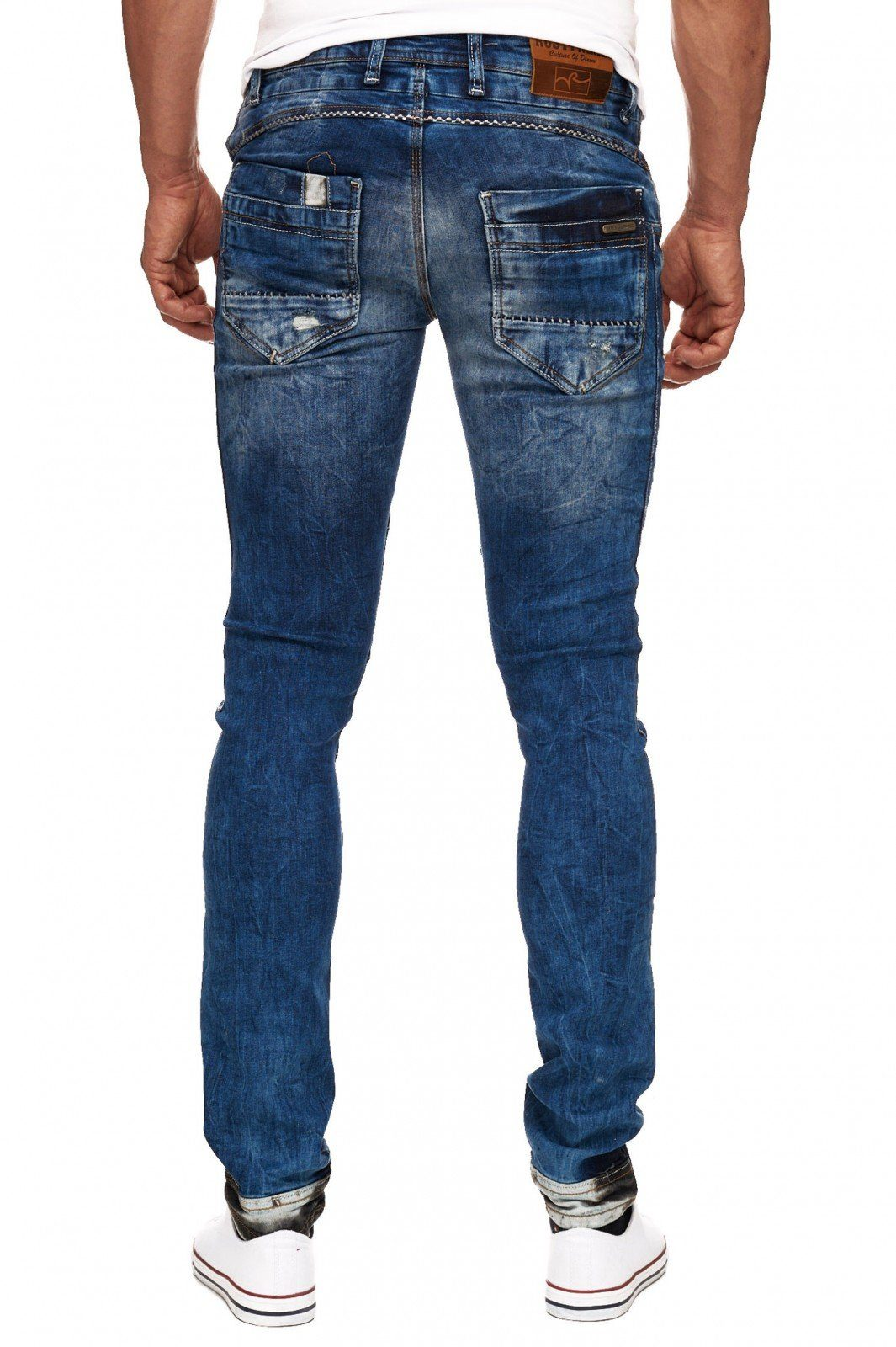 Rusty Neal Jeans in ausgefallenem Look »12097 1« | OTTO