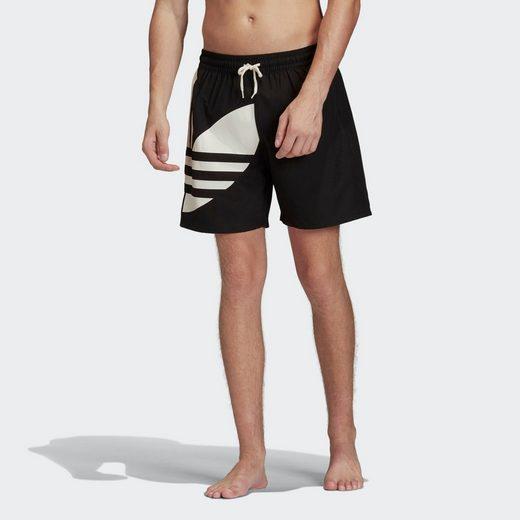 adidas Originals Badeshorts »Big Trefoil Badeshorts«