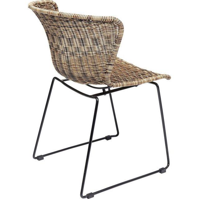 KARE Esszimmerstuhl »SANSIBAR« | Küche und Esszimmer > Stühle und Hocker > Esszimmerstühle | KARE