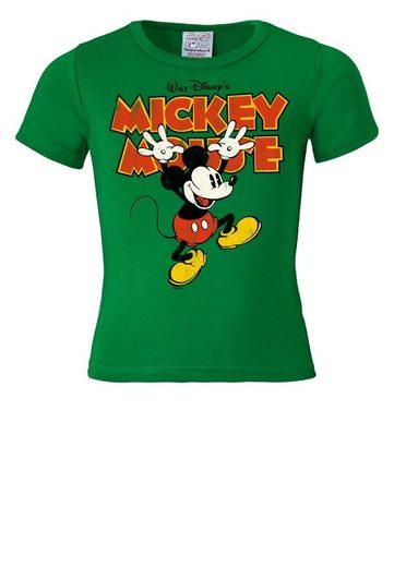 LOGOSHIRT T-Shirt »Mickey Mouse«