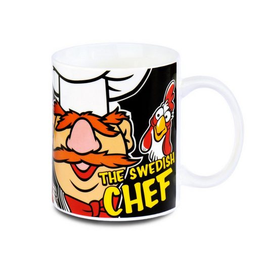 LOGOSHIRT Tasse mit Originaldesign »Muppets Chef«