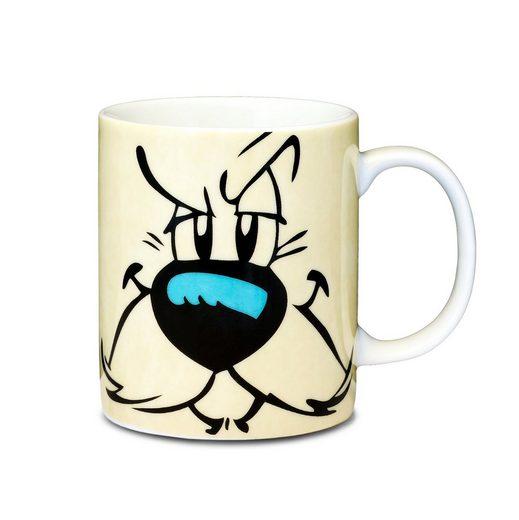 LOGOSHIRT Tasse mit tollem Asterix-Print »Idefix Gesicht«
