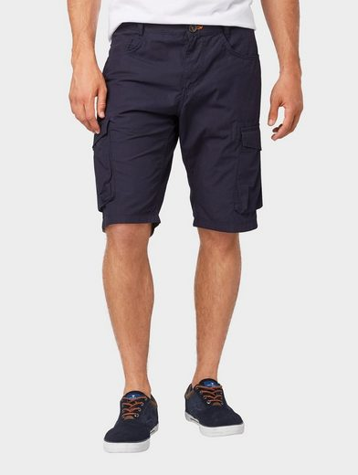 TOM TAILOR Shorts »Josh Regular Slim Cargo-Shorts«