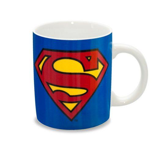 LOGOSHIRT Tasse mit Logo-Print »Superman«
