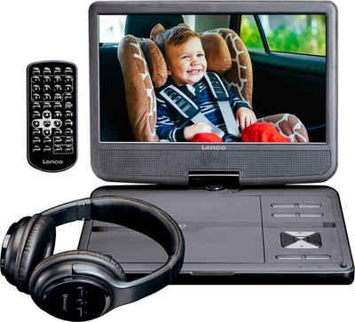 Lenco »DVP-1017« Portabler DVD-Player (Bluetooth)