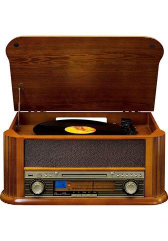 LENCO »TCD-2550« patefonas (Schallplattendig...