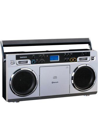 LENCO »SCD-580« CD-Radiorecorder (FM-Tuner)