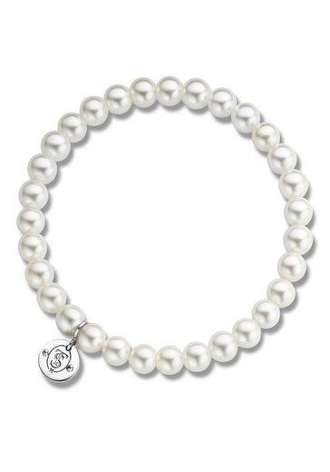 TI SENTO - Milano Armband »2670PW«, mit Swarovski® Perlen