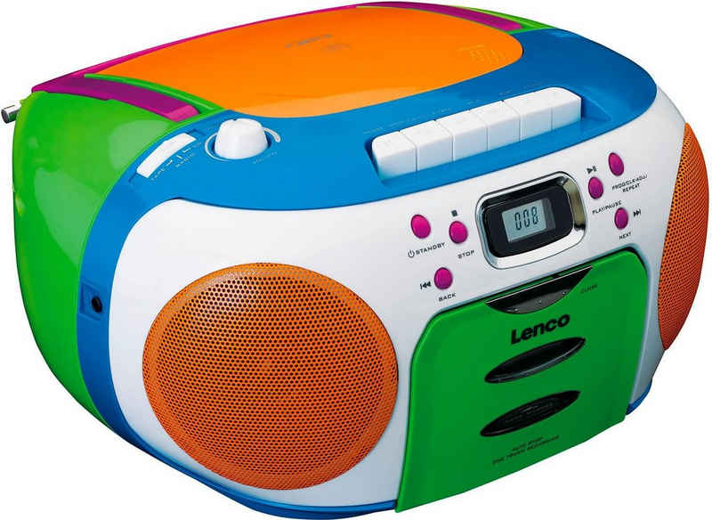 Lenco »SCD-971« Stereo-CD Player (UKW-Radio)