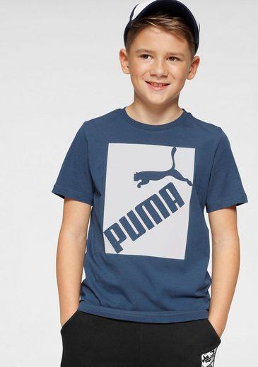 PUMA T-Shirt »BIG LOGO TEE BOY«