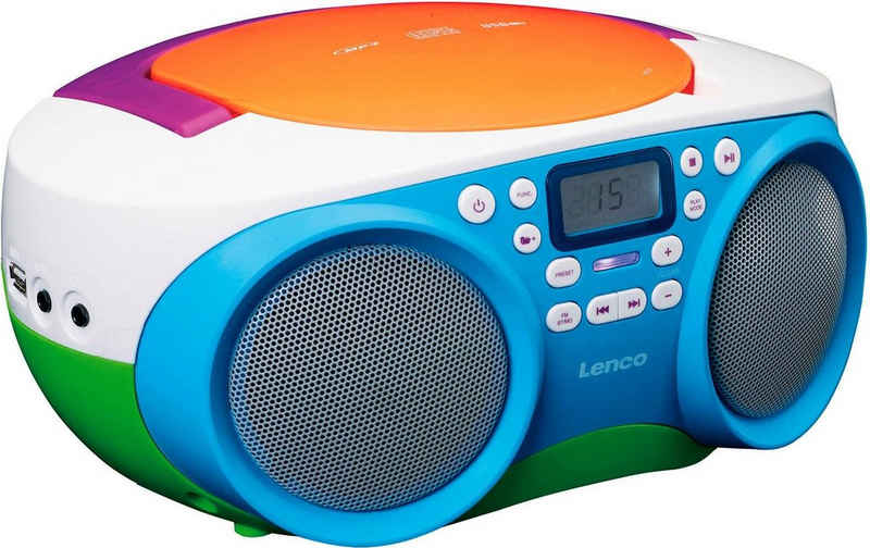 Lenco »SCD-41« Stereo-CD Player (UKW-Radio)