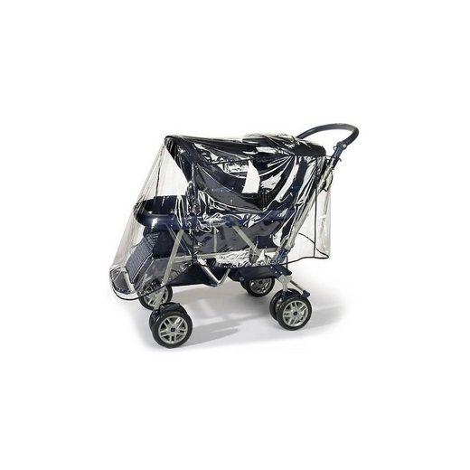 Reer Kinderwagen-Regenschutzhülle »Regenverdeck für Geschwisterwagen«